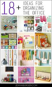 Home Office Desk Organization Ideas Office