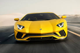 lamborghini aventador car 2017 lamborghini aventador s unveiled by car magazine