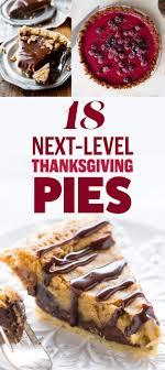 18 next level thanksgiving pies