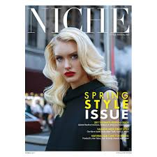niche magazine subscription 6 issues niche magazine