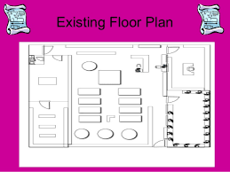 how to create a floor plan in powerpoint facilities plan powerpoint presentation