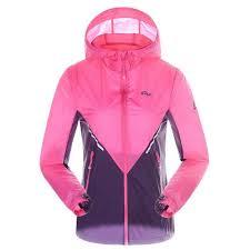 Top Brand Women Waterproof Windproof Jacket Zipper Hoodie Jogging