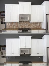 kitchen backsplash paint how i transformed my kitchen with paint house mix