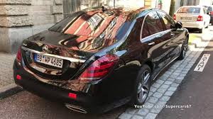 2018 w222 mercedes benz s class s560 facelift spotted in