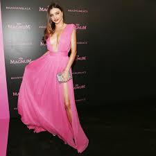 aliexpress com buy stylish miranda kerr celebrity dress