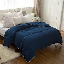 top selling duvet cover set white down alternative comforter