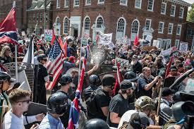 Virginia On The Map by What U Va Students Saw In Charlottesville The New York Times