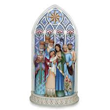 jim shore heartwood creek nativity collection holy family by