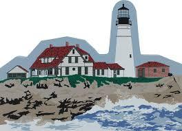 portland head light lighthouse portland head light portland maine the cat s meow village