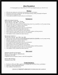 Online Resume Example by Free Online Resume Format Resume For Your Job Application