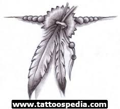 feather tattoo meaning 9