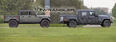 jeep scrambler 2017 spied video jeep scrambler see the truck in action modern jeeper