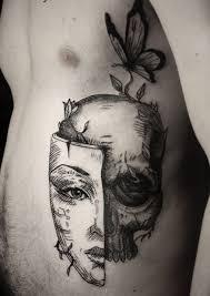 25 beautiful creative tattoos ideas on pinterest evergreen tree