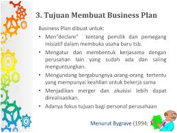 membuat business plan yang baik pengantar business plan ppt download