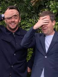 declan donnelly hair transplant i m a celebrity 2017 viewers had a massive reaction to iain lee s
