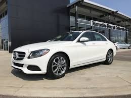 mercedes class c 2015 182 used cars in stock mercedes of collierville