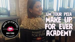 new york makeup academy um tour pela make up for academy em new york