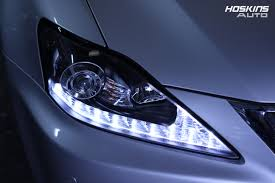 lexus is 250 led lights lexus is250 led headlight upgrade 2 copy u2013 hoskins auto