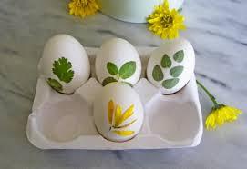 Decorating Eggs Fresh Easter Egg Decorating Ideas Eggs With Flowers Trendsurvivor