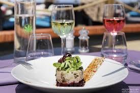 plat de cuisine restaurant baya hotel spa capbreton biarritz landes