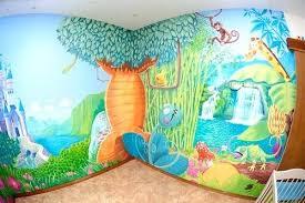 fresque murale chambre bébé fresque murale chambre fille fresque murale chambre a coucher