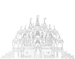 gamecock coloring pages sarangpur mandir coloring page download
