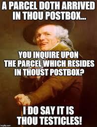 Joseph Ducreux Meme - joseph ducreux meme imgflip