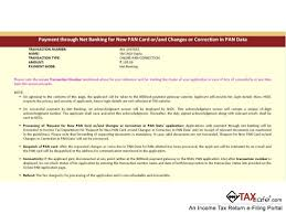 how to apply online for a duplicate lost pan card with or without c u2026