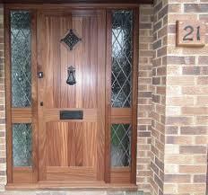 Sapele Exterior Doors Doors