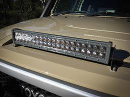 20 Led Light Bar by Lightforce Gen2 Led215 And Dual Row 20 Inch Light Bar Review