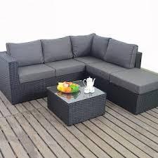 rattan corner sofa rattan garden corner sofas discount rattan garden furniture