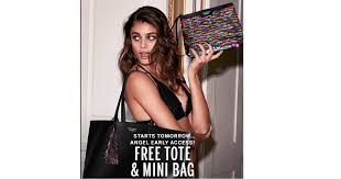 victoria secret black friday get the victoria u0027s secret black friday tote a day early yes