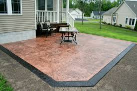 Sted Concrete Patio Design Ideas Flooring Sted Concrete Patio Sted Concrete Patio