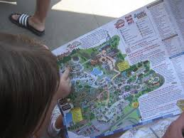 Holiday World Map by Blink And You U0027ll Miss It Holiday World Or How To Do A Super