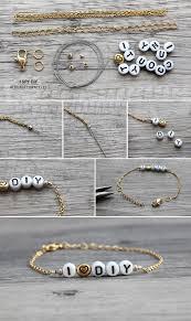 name bracelet make images My diy alphabet bracelet jpg