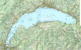 Geneva Map Impressum