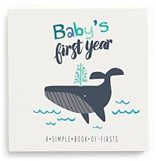 baby 1st year book baby s year memory book a simple