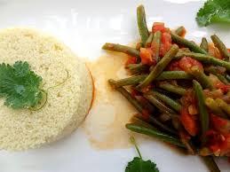 comment cuisiner des haricots verts haricots verts à la tomate maroc la tendresse en cuisine