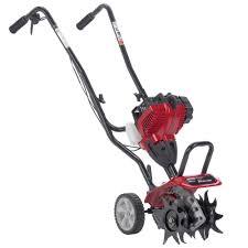 craftsman 4 cycle mini tiller lawn u0026 garden tillers