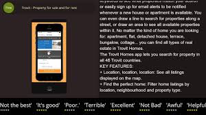 trovit property for sale and for rent iphone u0026 ipad review youtube