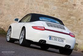 2012 porsche 911 s specs porsche 911 4s cabriolet 997 specs 2008 2009 2010