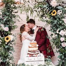 wedding arch northern ireland larchfield estate award winning ni wedding venue