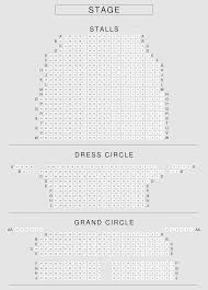 gielgud theatre london seating plan u0026 reviews seatplan