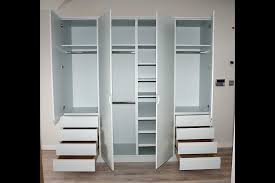 wardrobe 30 frightening wardrobe with drawers and shelves images