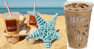 Iced Coffee Mcd mcdonald s app possible free medium iced coffee no purchase