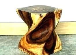 tree stump accent table tree stump accent table ocane info