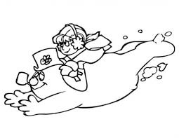 frosty the snowman coloring pages coloringsuite com