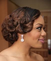 black pin up hairstyles vintage pinup black wedding hairstyles bride hairstyle