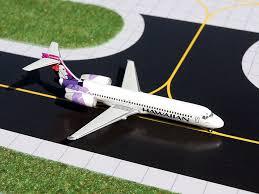 geminijets 1 400 hawaiian airlines boeing 717 200 new colors reg