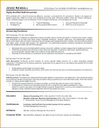 chartered accountant resume accountant resumes u2013 foodcity me